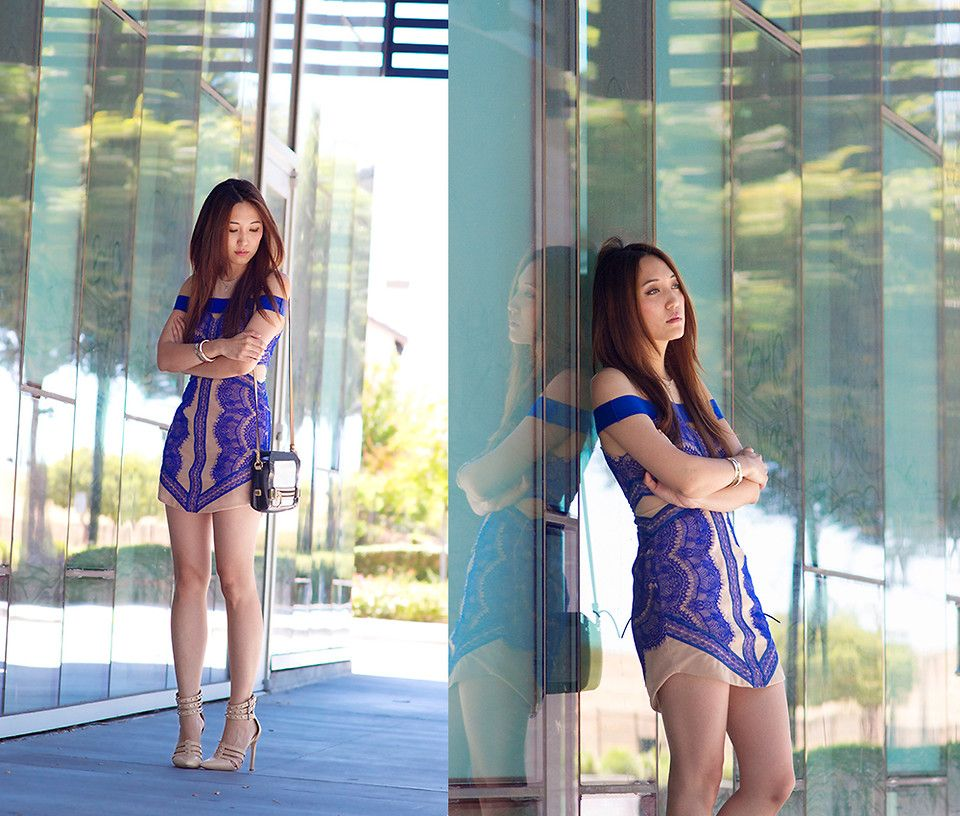 Maggie C. - China Blue