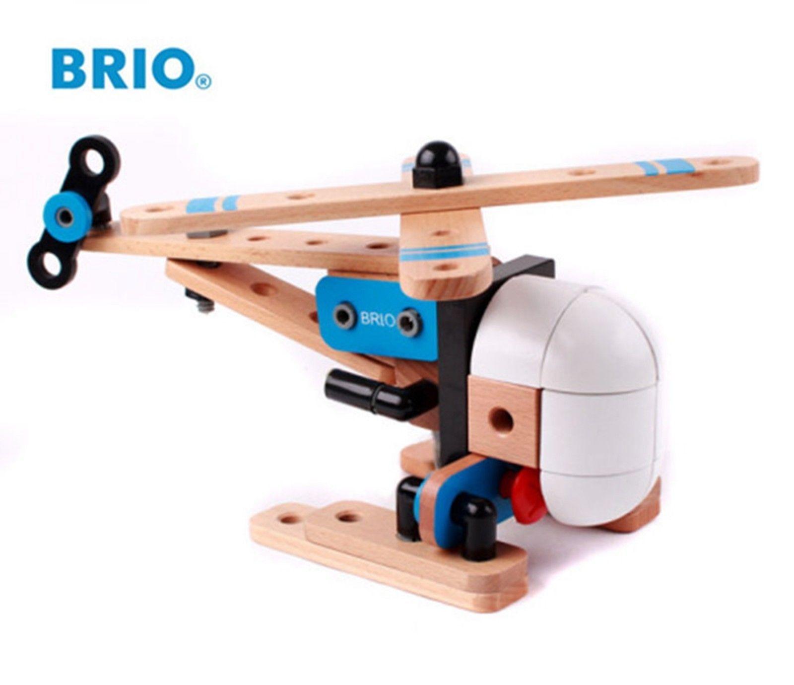 Wooden Toys Assembling Building Beech Rockekids Baby Blocks
