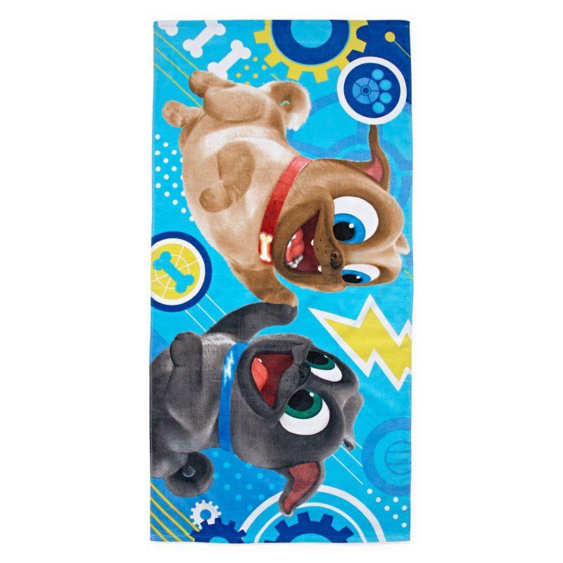 da423c21a Disney Puppy Dog Pals Beach Towel | Products nel 2019 | Dogs ...