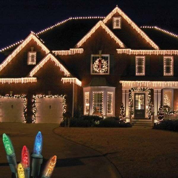 Pin On Christmas Homes