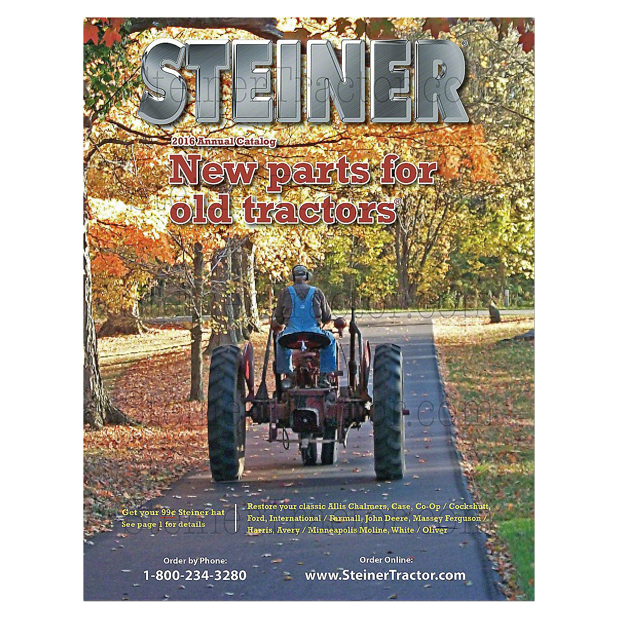 CAT Steiner Tractor Parts Free Catalog | Tractor | Pinterest | Tractor