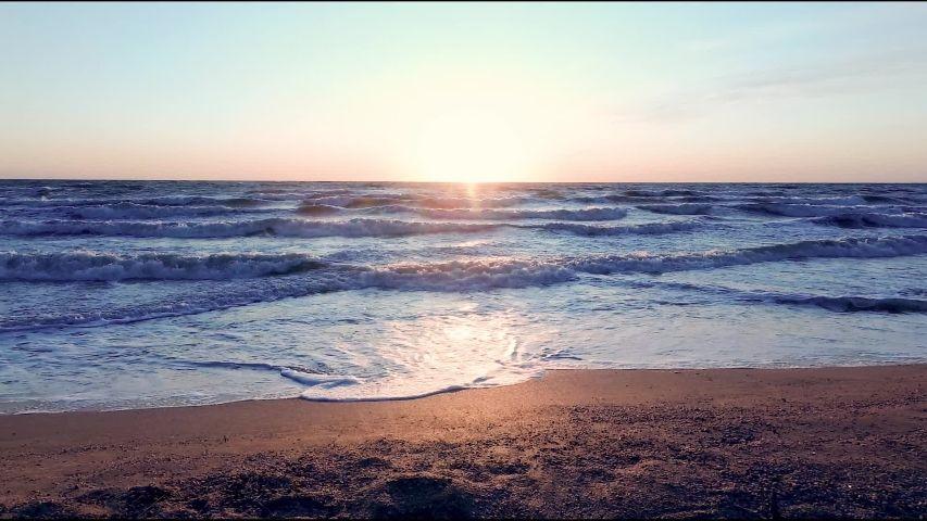 Stokovoe Video Wave Sea Ocean Beach Landscape Absolyutno Bez Licenzionnyh Platezhej 1036914956 Beach Landscape Ocean Mother Nature