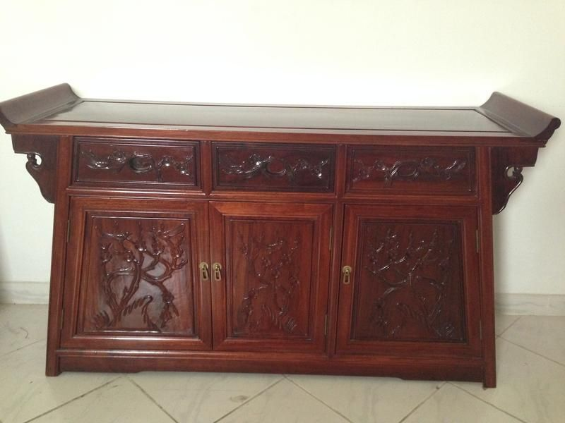 Dubizzle Dubai | Cabinets & Cupboards: Chinese Rosewood Cabinet