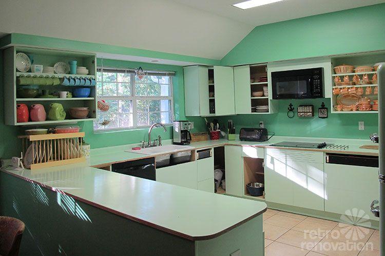 Vintage Kitchen Paint Colour Google Search