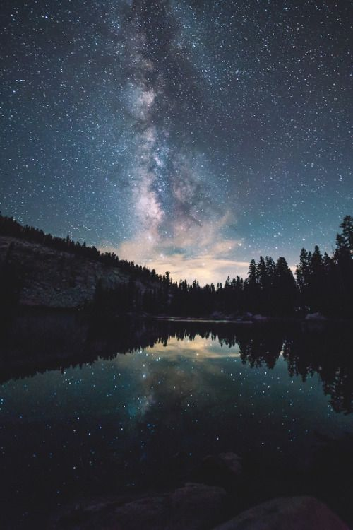 Welcome To Mattepainting Org Night Landscape Photography Night Landscape Night Forest