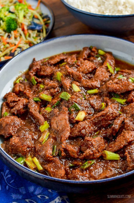 Low Syn Mongolian Beef (Stove Top and Actifry) | Slimming World