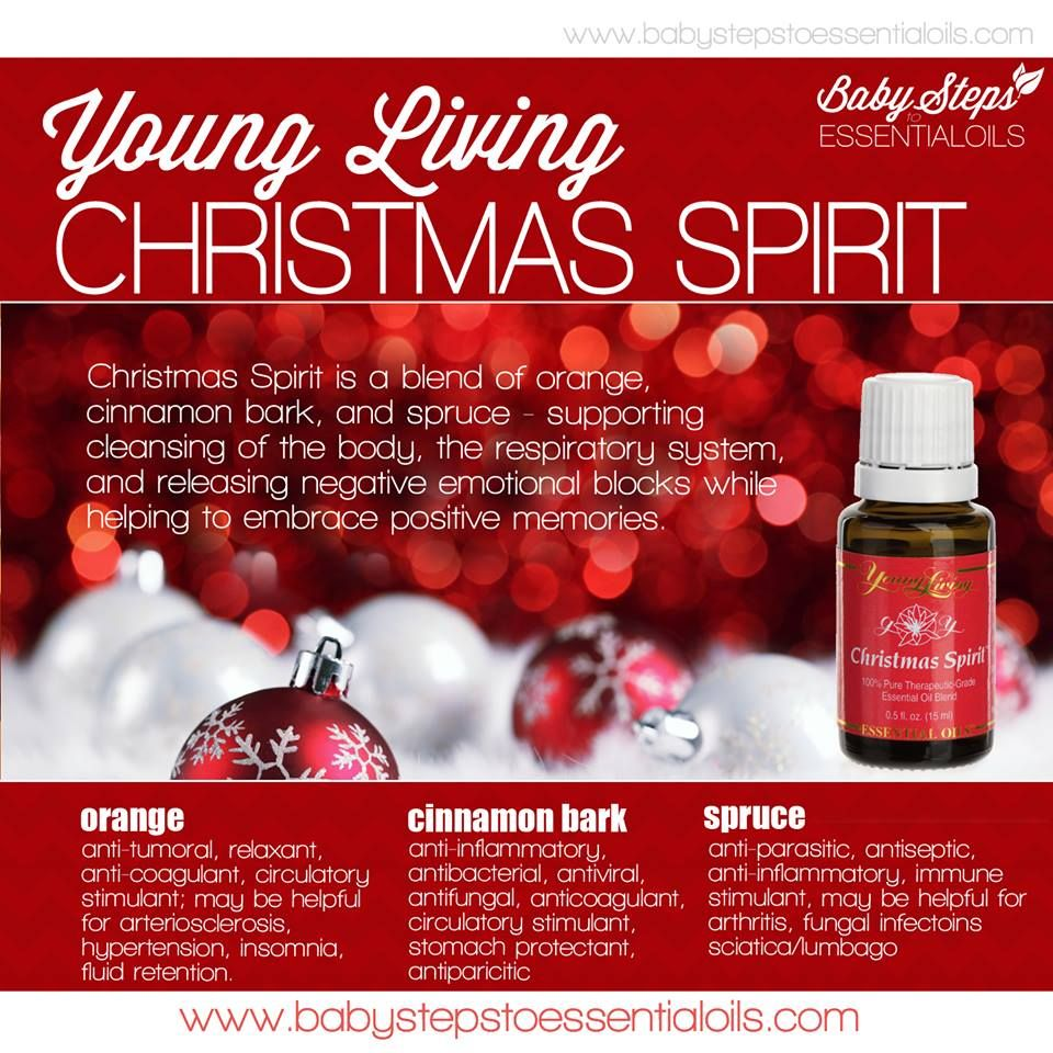 Young Living Christmas Spirit.Young Living Essential Oil Purelivingoil Gmail For Info And