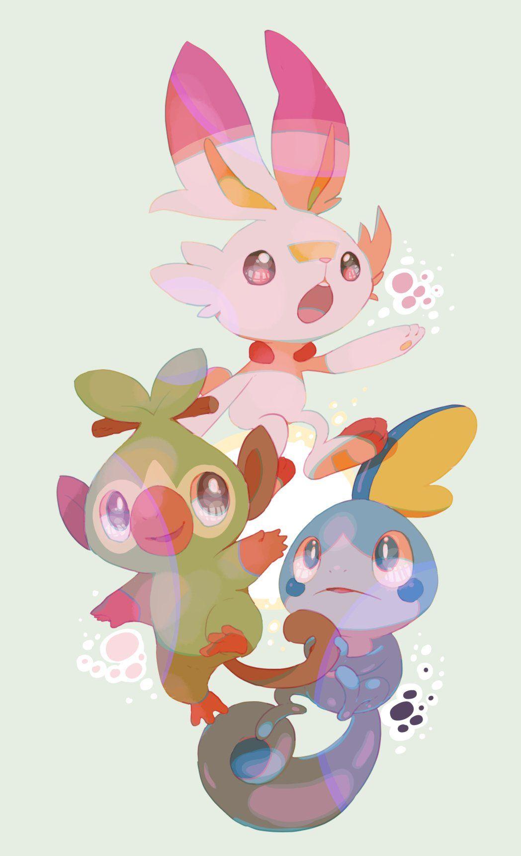 Pokemon by GracieVeeVee on Pokémon Cute pokemon, Pikachu