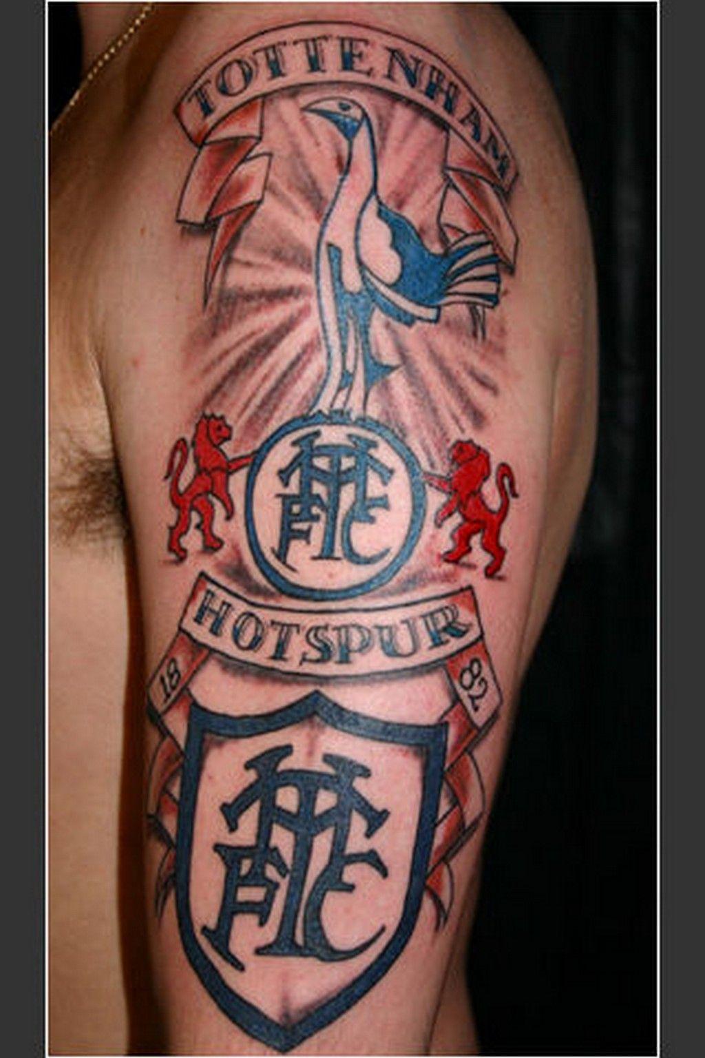 tottenham tattoo - Google Search | Tattoos, Simplicity