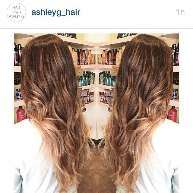 Thanks for the hair do @ash_aly @ashleyg_hair! I love it  #hair #citylookswinnipeg #balayage ombre brunette curly long