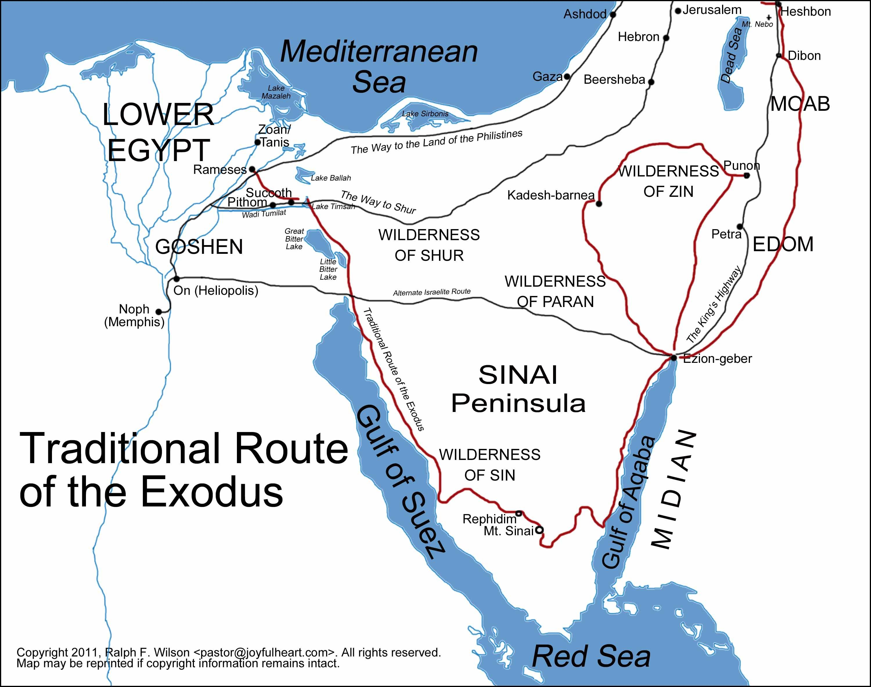 Black Israelites History