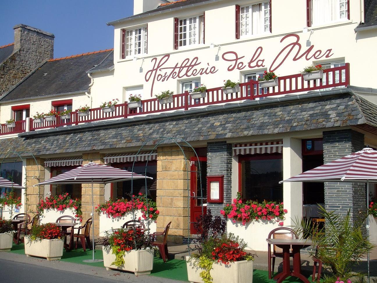 Hostellerie de la Mer, Hotel** Presqu'ile de Crozon, Bretagne, FR