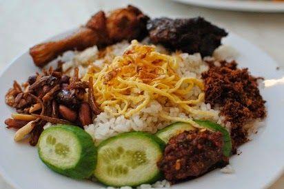 Resep Cara Membuat Nasi Uduk Resep Memasak Makanan Dan Minuman
