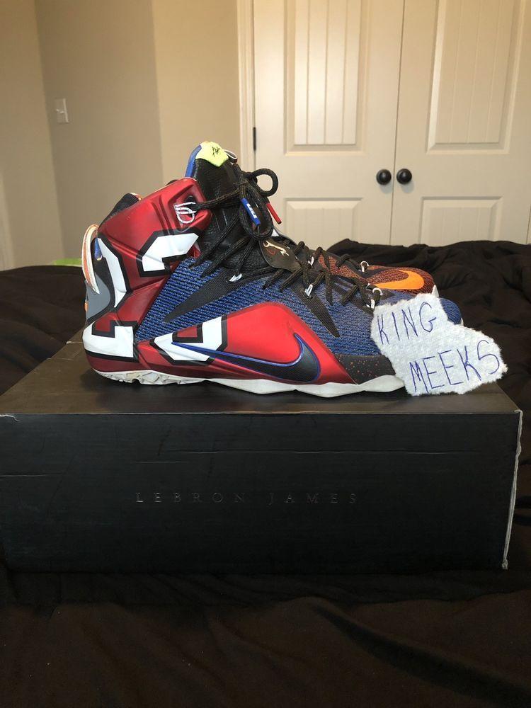 meet a5ee0 b61bc Nike Lebron 12 #fashion #clothing #shoes #accessories ...
