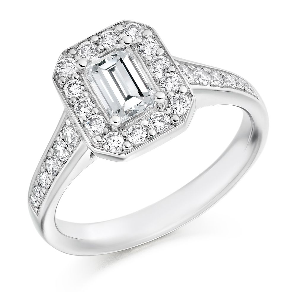 Engagement Rings Galway: Antique Style Engagement Rings