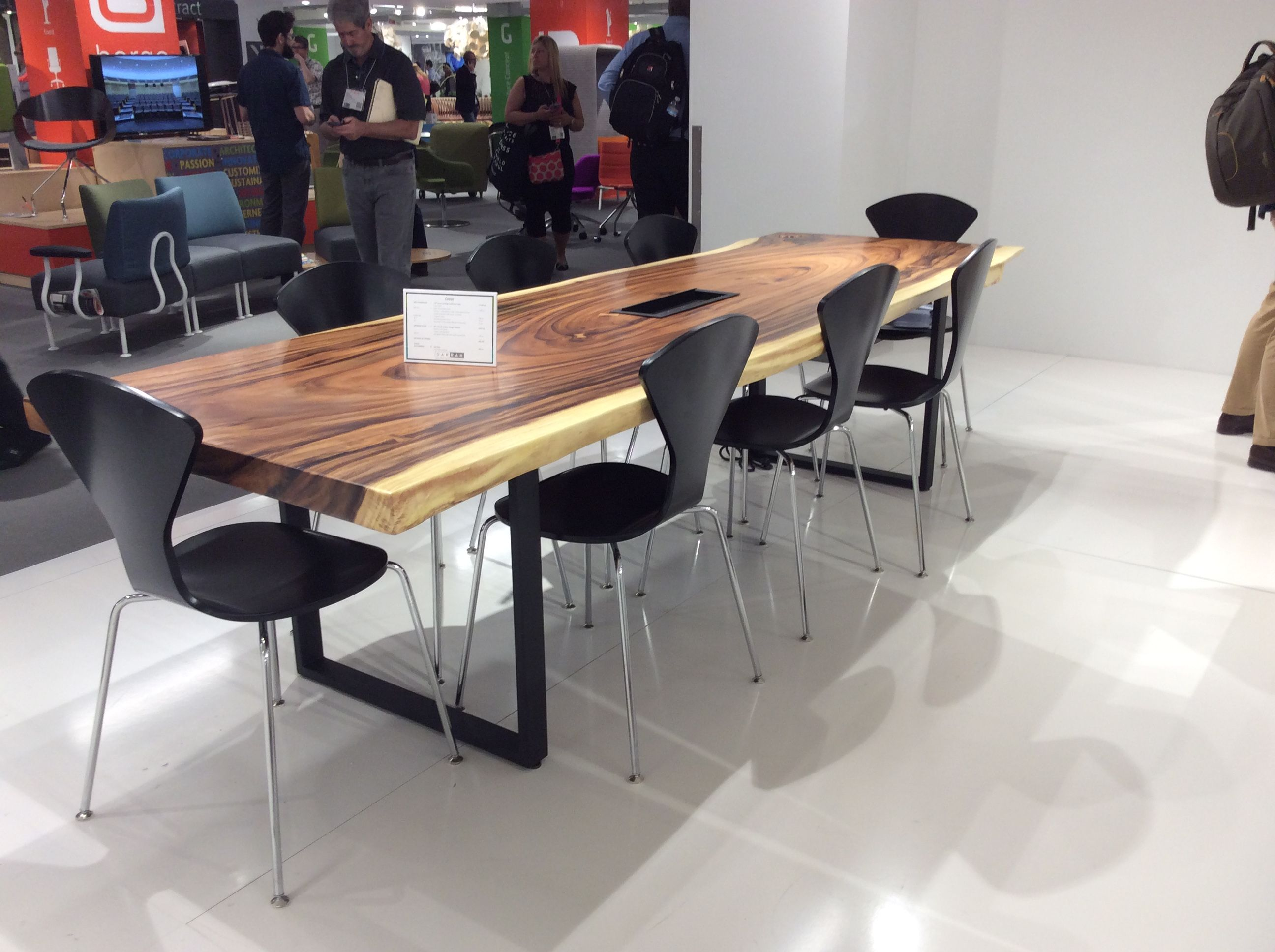 Alea Conference Table Zefiro Series 8 week lead time Conference Tables Pinterest