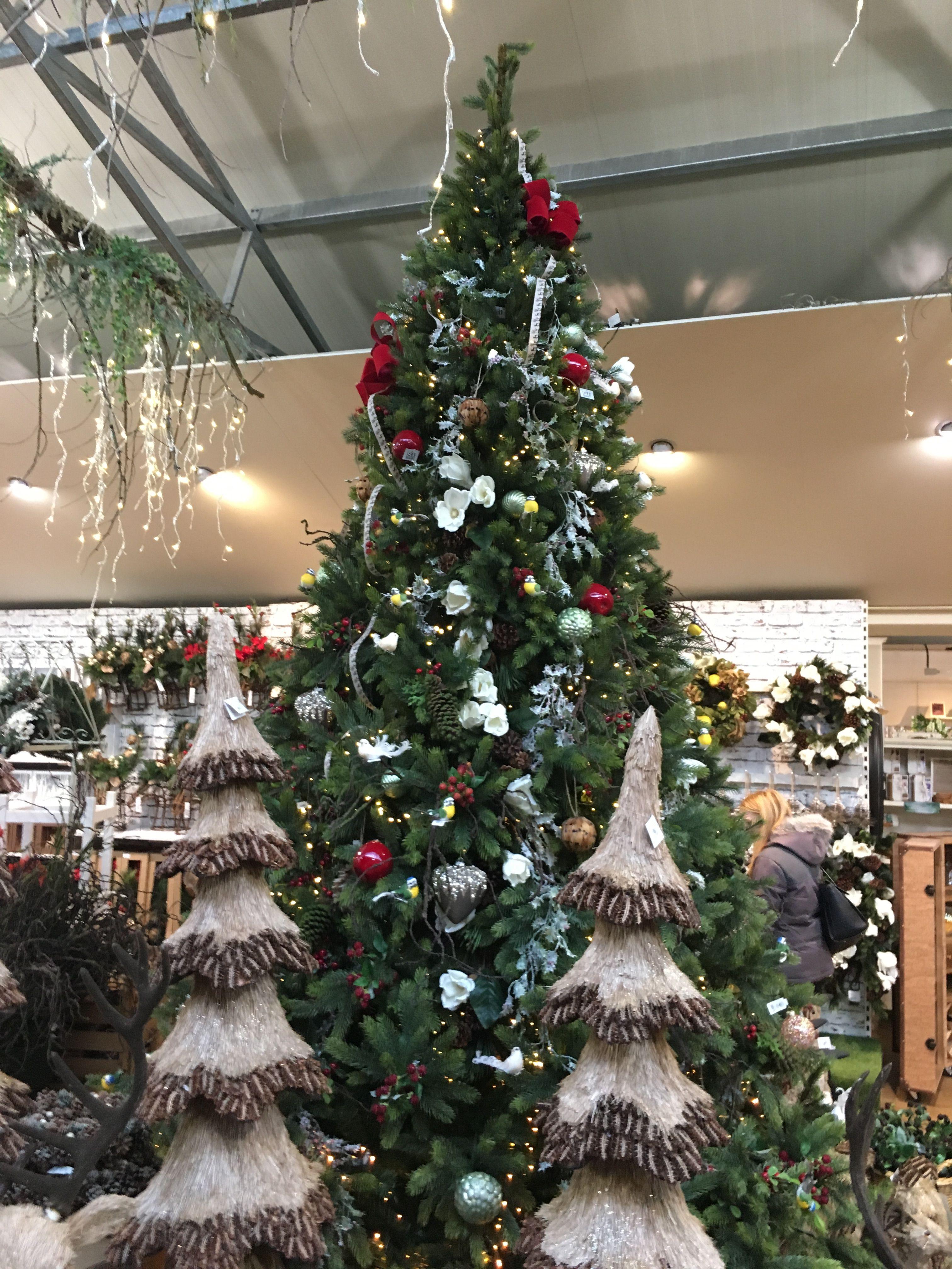 St Peter S Garden Centre 2018 Christmas Garden Holiday Decor Garden Crafts