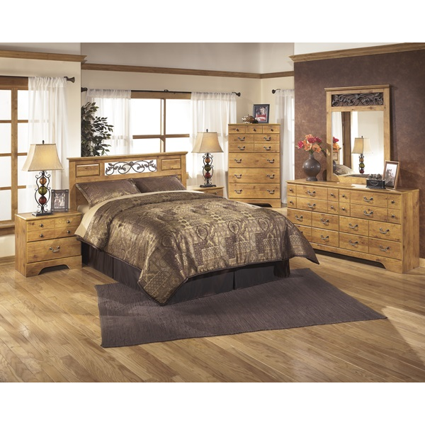 Light Brown Bedroom Group Brian S Furniture Cheap Bedroom