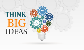Think Big Ideas - Prezi Template