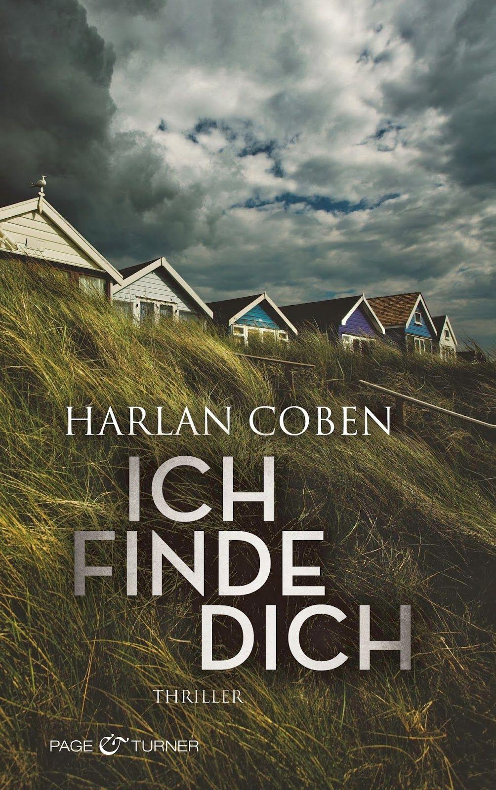 """Manjas Buchregal: Gelesen: """"Ich finde dich"""" von Harlan Coben"""