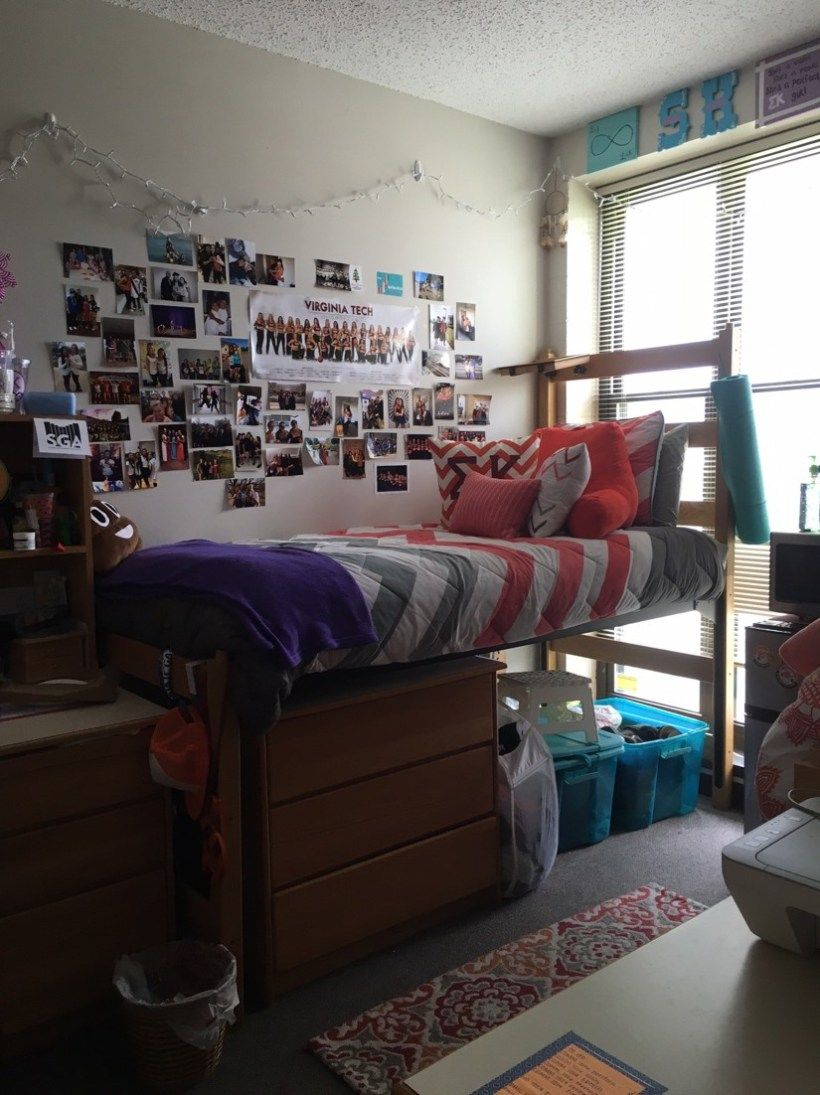 Attractive Room · How To Choose Virginia Tech Dorms Part 24