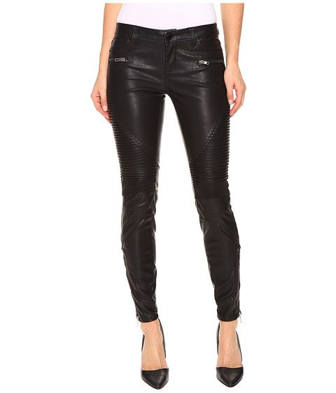 e64e9c1bcc Blank NYC Vegan Leather Moto Skinny Jeans in Daddy Soda | Bring on ...