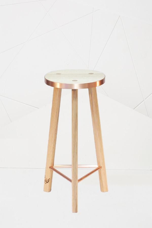 Awesome Calypso Stool Copper Tall Stool Copper Stool Furniture Ocoug Best Dining Table And Chair Ideas Images Ocougorg