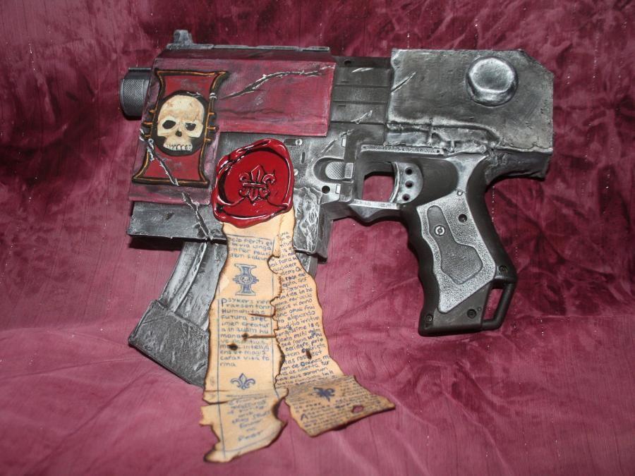 Costume pistol. Toy Nerf GunsCosplay ...