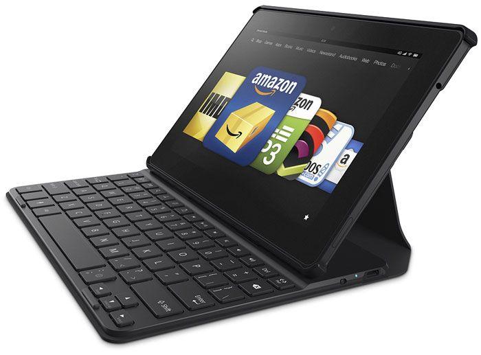 Belkin QODE Classic Keyboard Case for Kindle Fire 8.9-Inch HDX