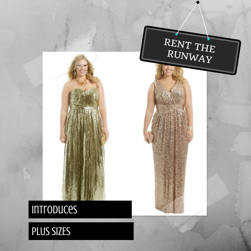 Plus Size NEWS: Rent the Runway in Plus Sizes! | Renting, Personal ...