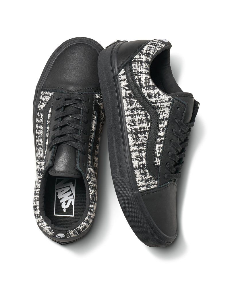 a7c5e93a0e Karl Lagerfeld Has Unveiled His Signature Vans, and OMG | Things I ...