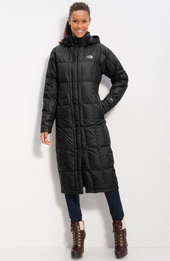 bbd75a8d2a97 The North Face  Triple C  Long Down Coat   Clothes!   Coat, Long ...
