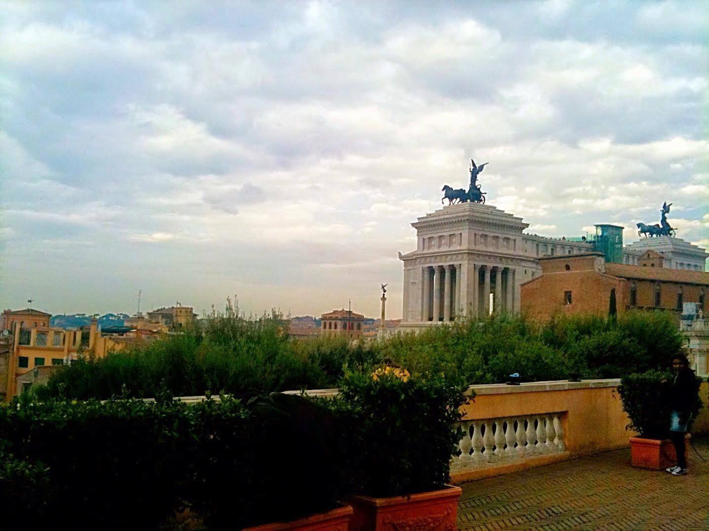 Terrazza Caffarelli Rome Best Cities In Europe Cities