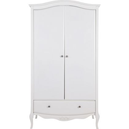 Schreiber Alysa 2 Door Wardrobe With Drawer
