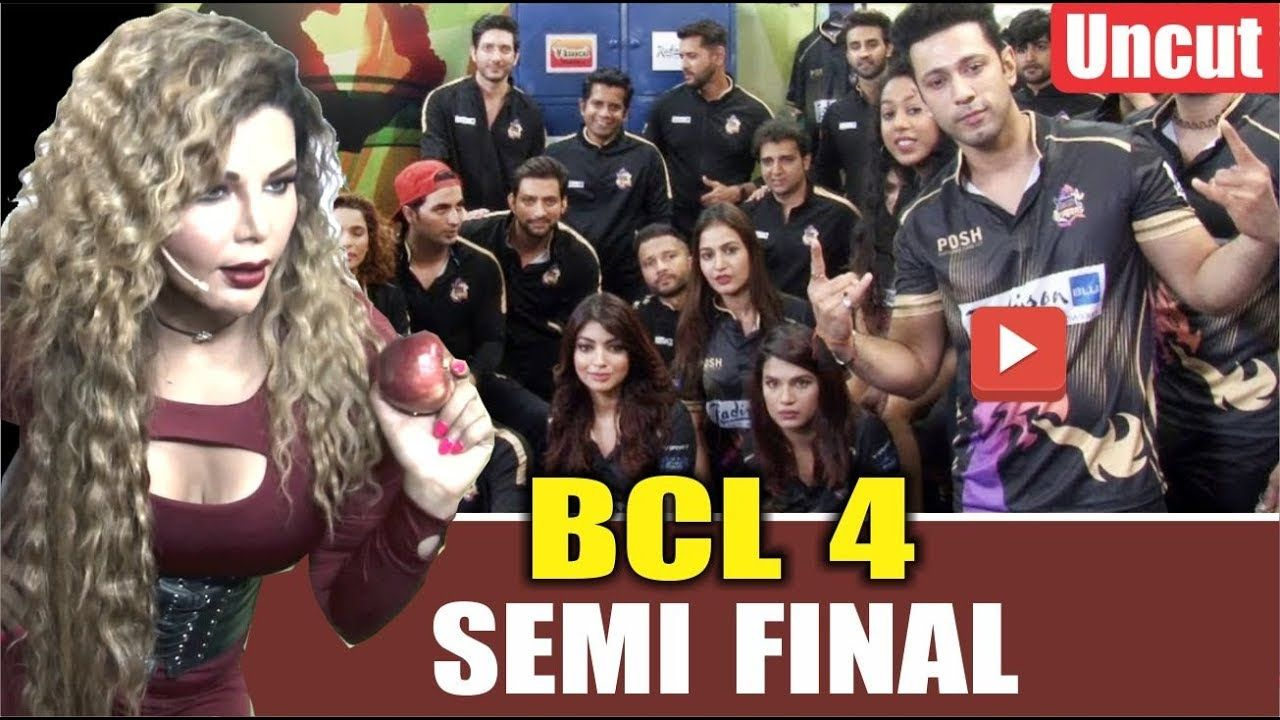 Box Cricket League Season 4 Semi Finale Rakhi Sawant