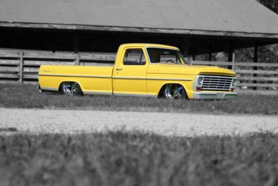 1967 Ford F-100 $17,000 or best offer - 100157239   Custom Full ...