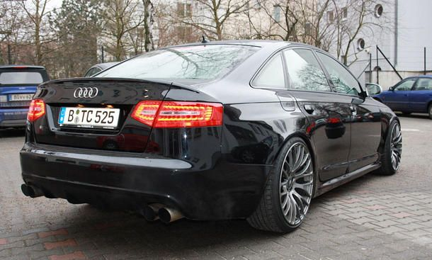 audi a6 s6 typ 4f tuning von tc concepts cars audi. Black Bedroom Furniture Sets. Home Design Ideas