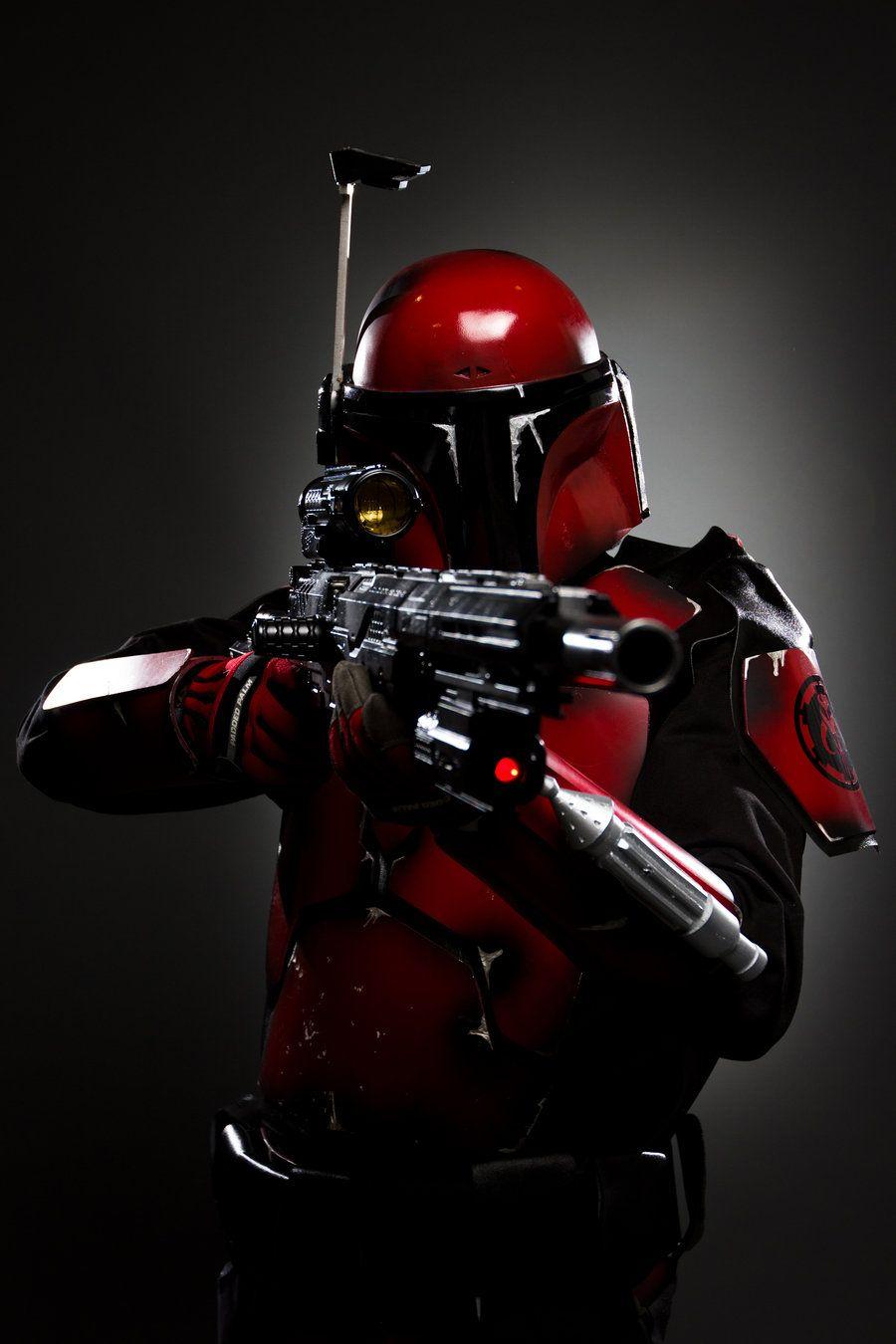 Mandalorian By Convokephoto On Deviantart Star Wars Images Star Wars Trooper Star Wars