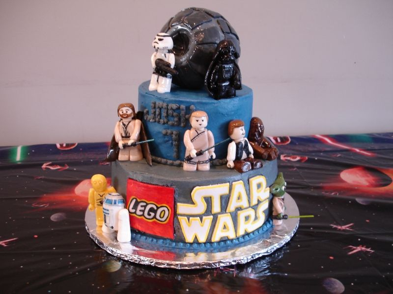 Httpwwwkidsbirthdaycakescomwpcontentuploads - Lego birthday cake decorations