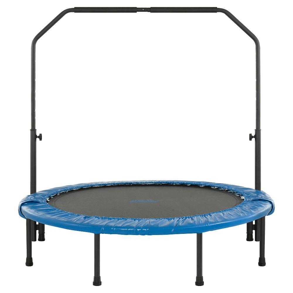 Upper Bounce® 48 Inch Mini Foldable Rebounder Fitness
