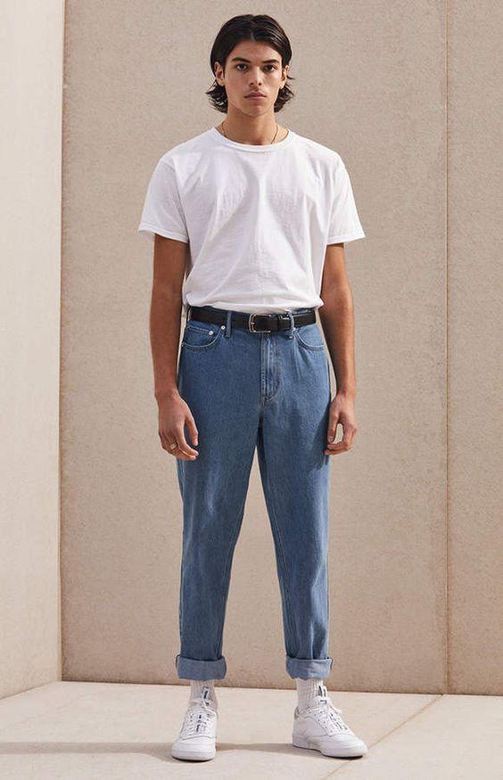 Streetwear Minimalista   45 looks com o visual que