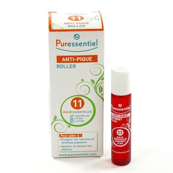 Puressentiel Roller Anti Pique 5ml Pharmacie Lafayette Huiles