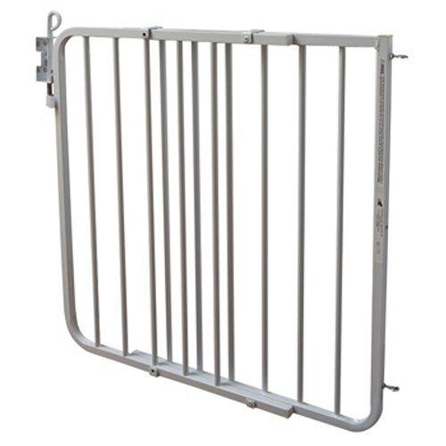 Cardinal Gates Auto Lock Gate White The Auto Lock Gate Model Mg