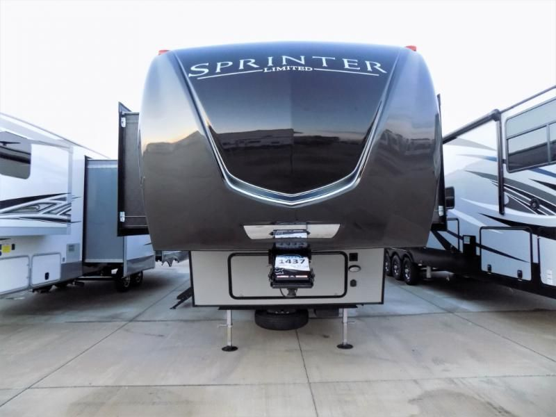 New 2019 Keystone Rv Sprinter 3551fwmls Fifth Wheel At Pontiac Rv