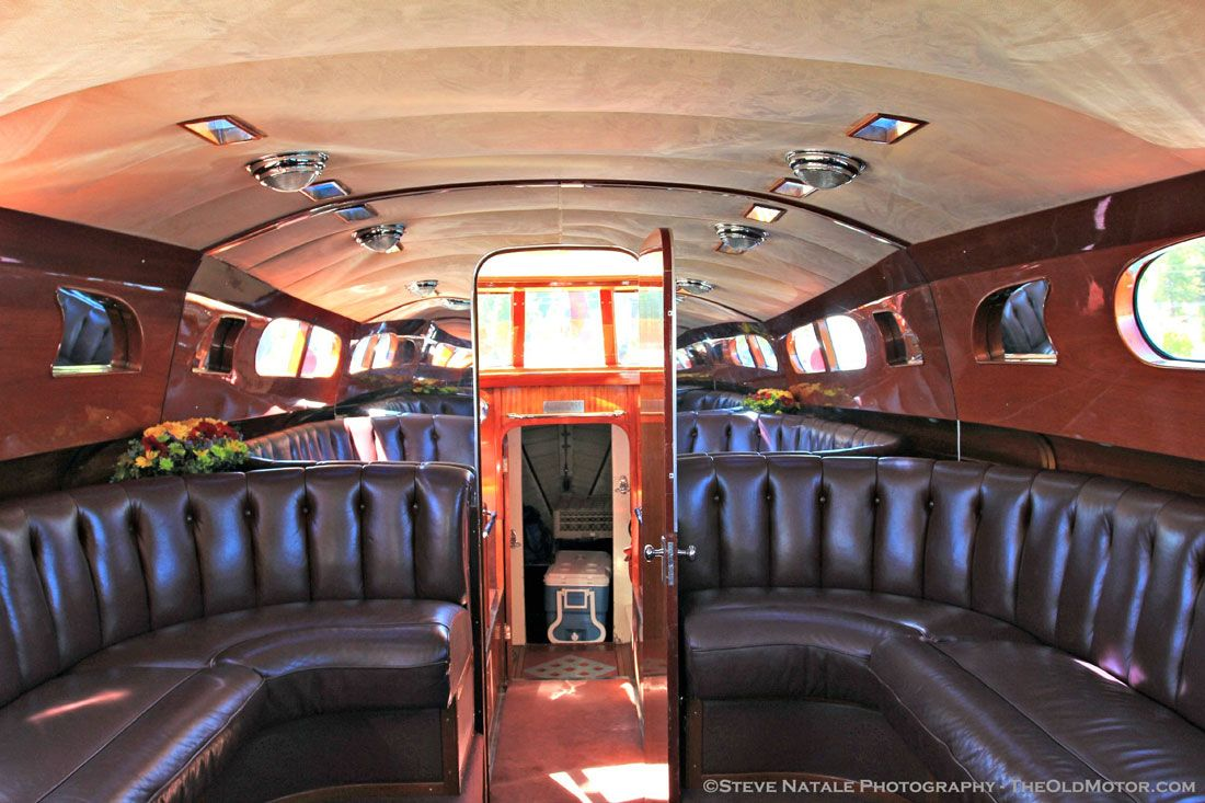 The Thunderbird Was Designed In 1940 By Famed Naval Architect John L Hacker And Built