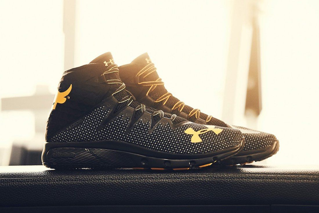 The Rock x Under Armour Project Rock