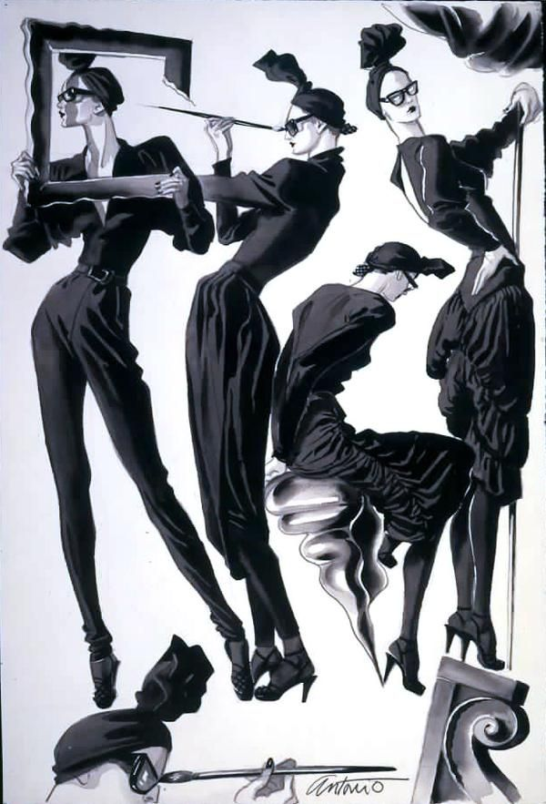 Photo of Antonio Lopez: Pied Piper of fashion