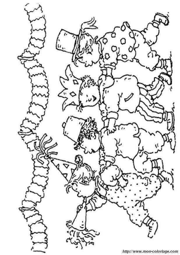 Ausmalbilder Fasching Ausmalbilder Fasching Karneval Kindergarten Lustige Malvorlagen