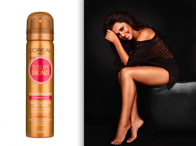 Fake Tan Thursday L'Oreal Sublime Bronze Review Her.ie