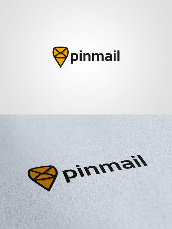 Pinmail #logo for #sale #design $400